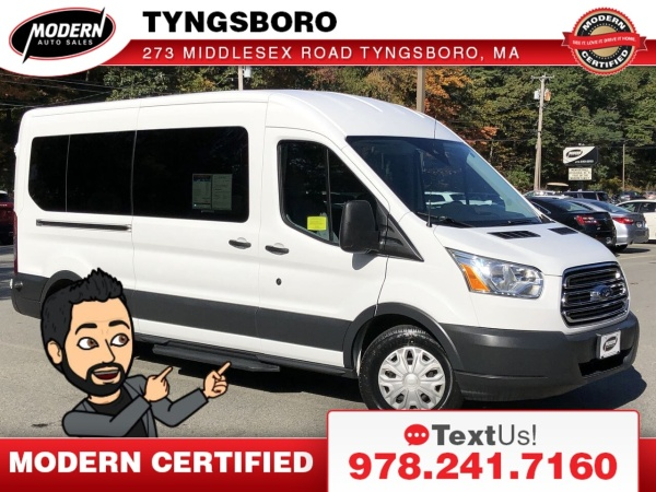 2015 Ford Transit Passenger Wagon in Tyngsboro, MA
