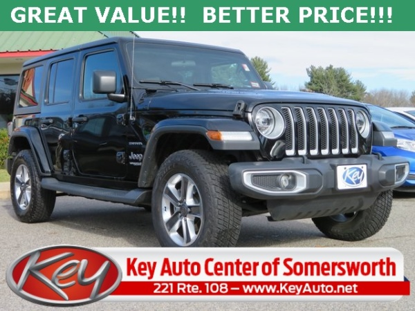 2019 Jeep Wrangler in Somersworth, NH