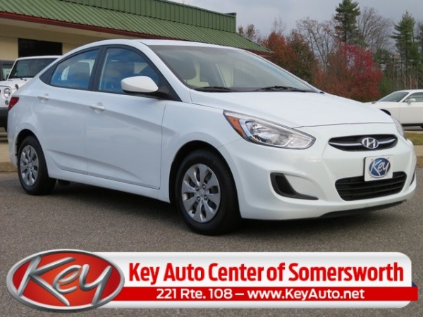 2017 Hyundai Accent in Somersworth, NH