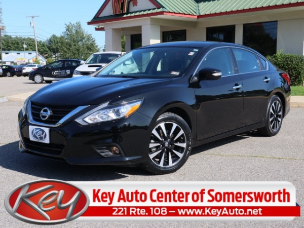 2018 Nissan Altima in Somersworth, NH