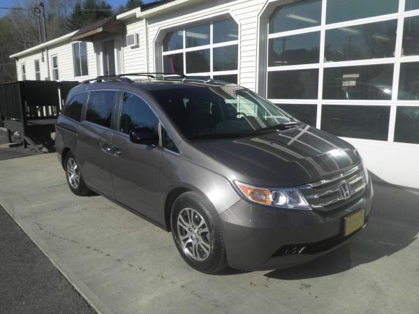 2012 Honda Odyssey in Barre, VT
