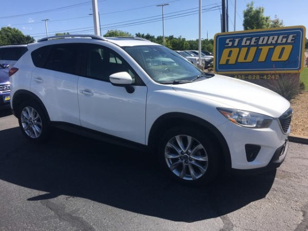 2015 Mazda CX-5 in St George, UT
