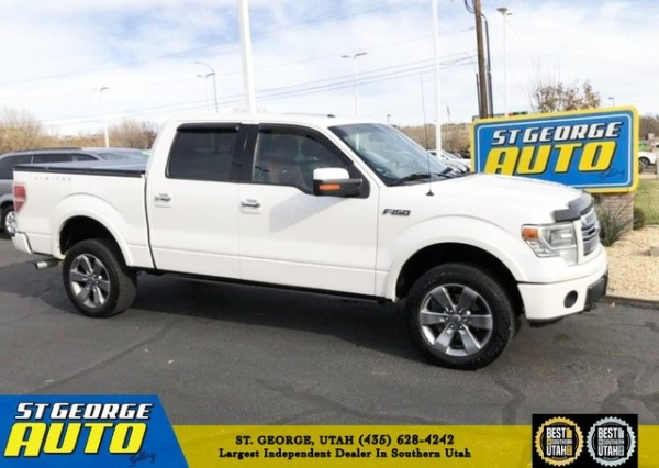 2013 Ford F-150 in St George, UT