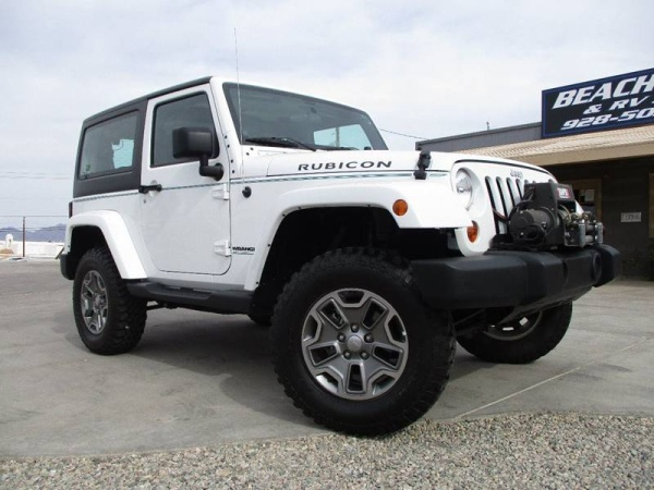 2012 Jeep Wrangler in Lake Havasu City, AZ