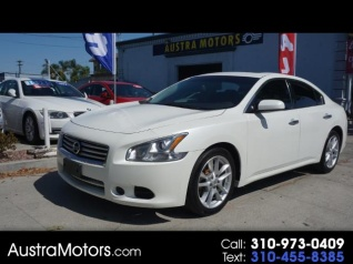 Used 2014 Nissan Maxima 3.5 SV For Sale In Lawndale, CA