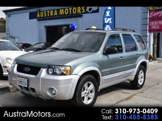 2007 Ford Escape Hybrid I4 4wd For In Lawndale Ca
