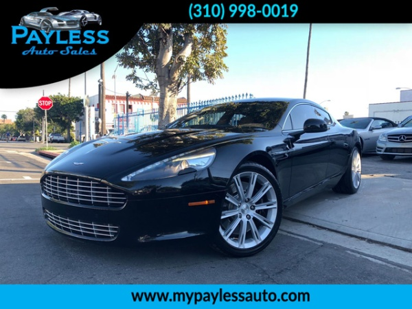 Used Aston Martin Rapide For Sale In Fontana CA US News World - Used aston martin rapide