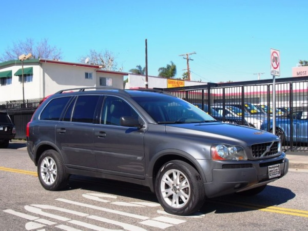 2005 Volvo XC90 2 5L Turbo with Sunroof and 3rd Row AWD For
