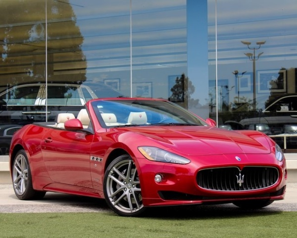 used maserati granturismo for sale in los angeles ca u. Black Bedroom Furniture Sets. Home Design Ideas