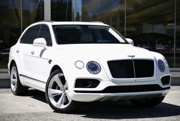2019 Bentley Bentayga in Westlake Village, CA
