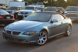 2007 Bmw 6 Series 650i Convertible For In North Hills Ca
