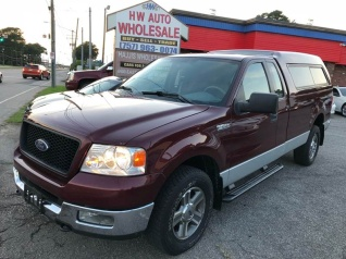 2005 Ford F 150 Xl >> Used 2005 Ford F 150s For Sale Truecar