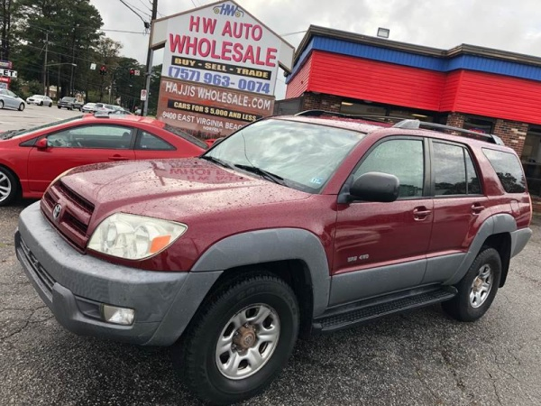 2003 Toyota 4Runner in Norfolk, VA