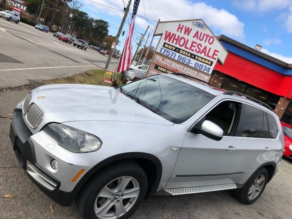 2008 BMW X5 in Norfolk, VA