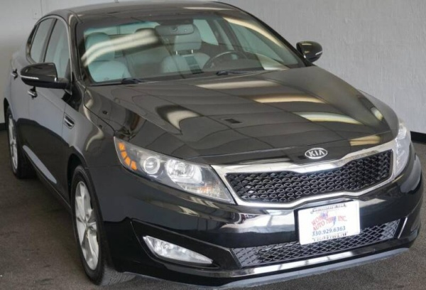 2012 Kia Optima in Cuyahoga Falls, OH