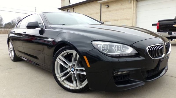 2013 bmw 6 series 640i gran coupe for sale in hudson oh truecar. Black Bedroom Furniture Sets. Home Design Ideas