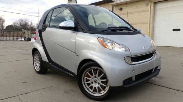 2011 Smart Fortwo Passion Coupe For Sale In Hudson Oh