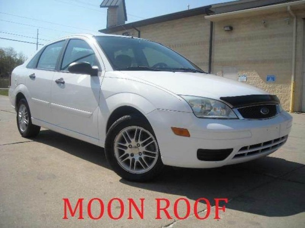 2007 Ford Focus in Hudson, OH