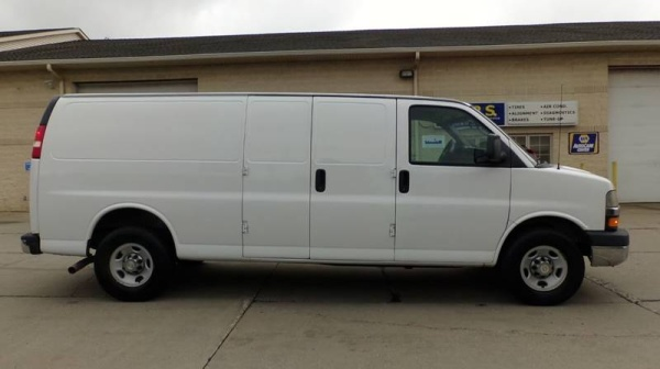 2012 Chevrolet Express Cargo Van in Hudson, OH