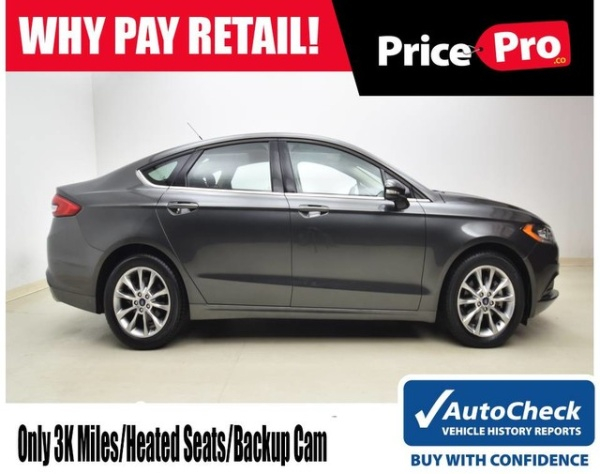 2017 Ford Fusion in Maumee, OH