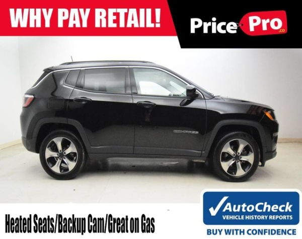 2017 Jeep Compass in Maumee, OH