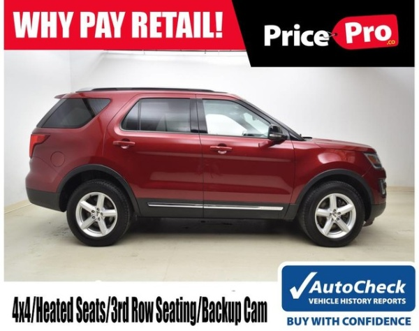 2017 Ford Explorer in Maumee, OH