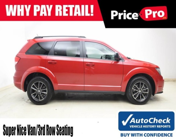 2018 Dodge Journey in Maumee, OH