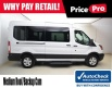 """2019 Ford Transit Passenger Wagon T-350 XLT with Sliding RH Door 148"""" Medium Roof for Sale in Maumee, OH"""