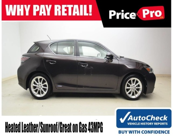 2012 Lexus CT in Maumee, OH