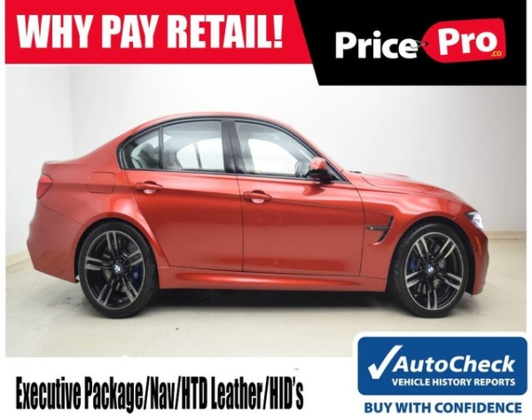 2016 BMW M3 in Maumee, OH