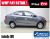 2018 Mitsubishi Mirage G4 ES Sedan CVT for Sale in Maumee, OH