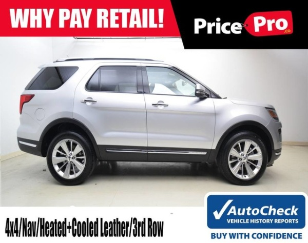 2019 Ford Explorer in Maumee, OH