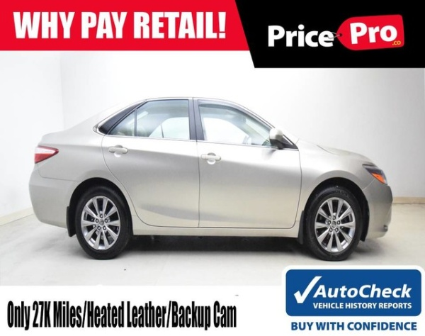 2016 Toyota Camry in Maumee, OH