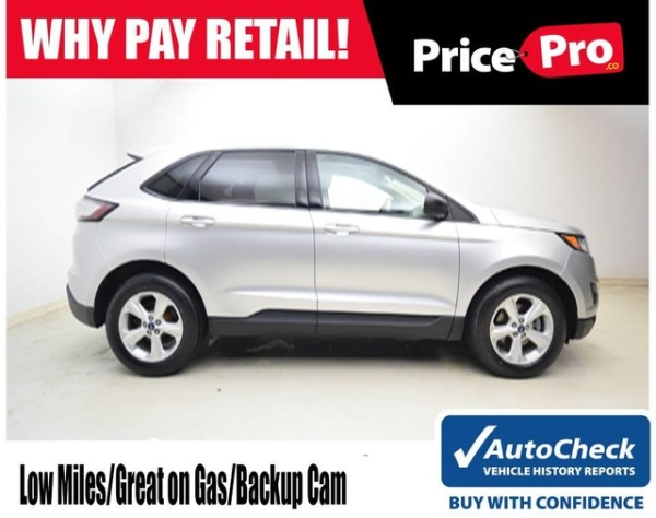 2015 Ford Edge SE FWD For Sale in Maumee, OH | TrueCar