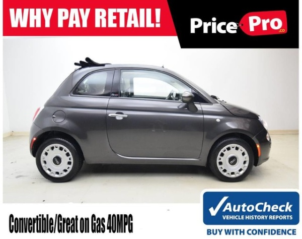 2016 FIAT 500 in Maumee, OH