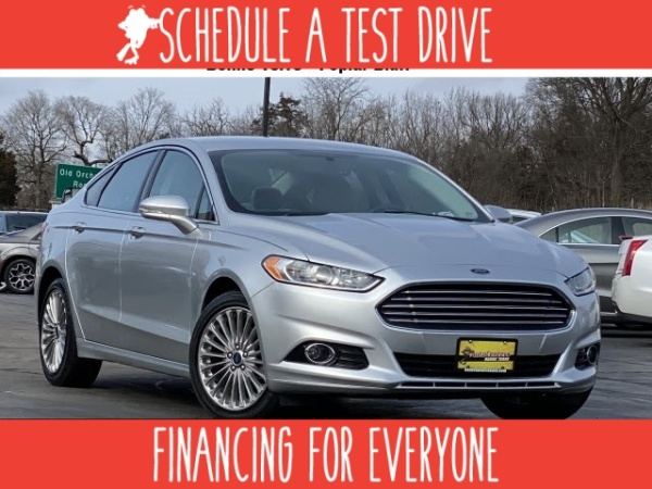 2016 Ford Fusion in Bonne Terre, MO