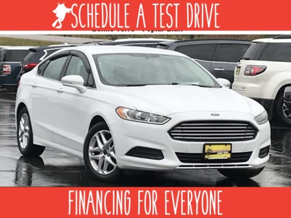 2014 Ford Fusion in Bonne Terre, MO
