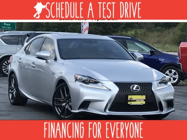 2014 Lexus IS 350 Base