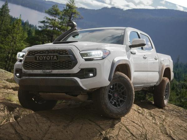 2020 Toyota Tacoma in Lancaster, MA