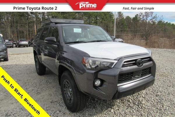 2020 Toyota 4Runner in Lancaster, MA