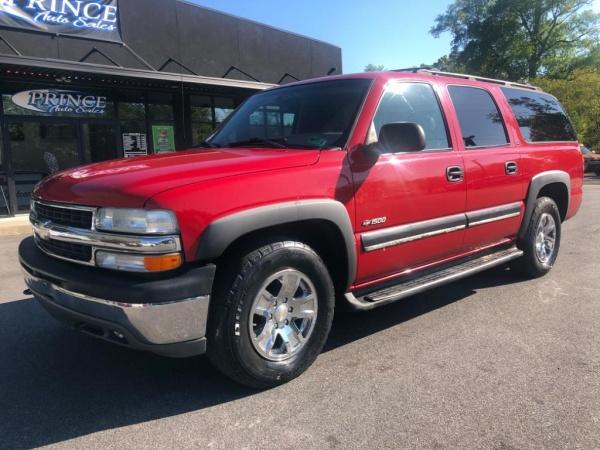 2000 Chevrolet Suburban 1500 LS