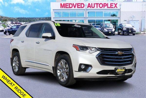 2018 Chevrolet Traverse in Wheat Ridge, CO
