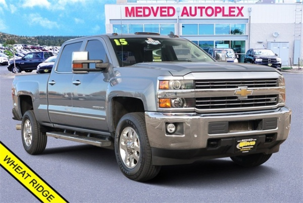 2015 Chevrolet Silverado 3500HD in Wheat Ridge, CO