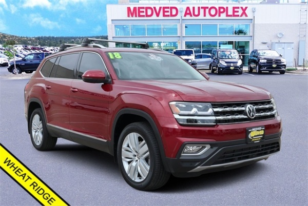 2018 Volkswagen Atlas in Wheat Ridge, CO