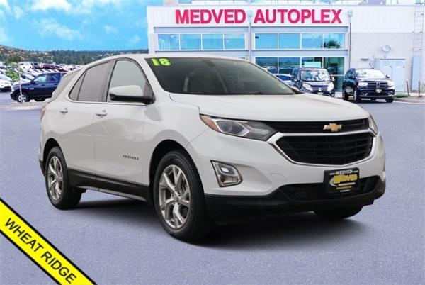 2018 Chevrolet Equinox in Wheat Ridge, CO