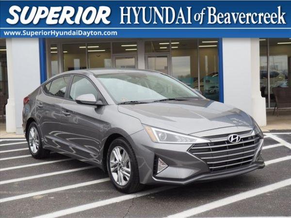 2020 Hyundai Elantra in Beavercreek, OH