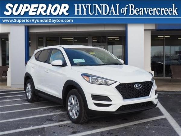 2020 Hyundai Tucson in Beavercreek, OH