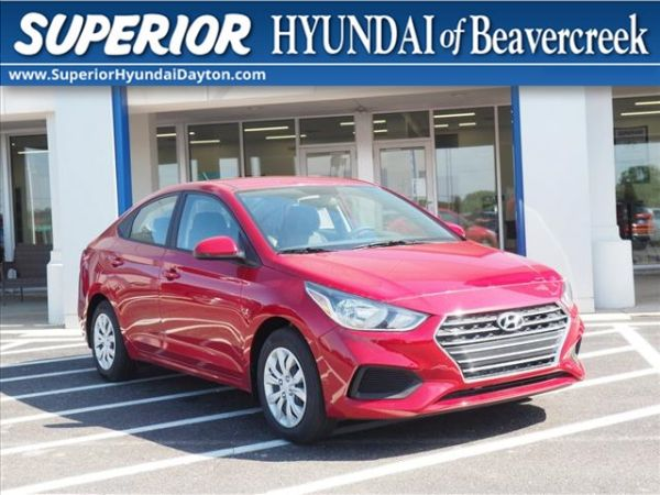 2020 Hyundai Accent in Beavercreek, OH
