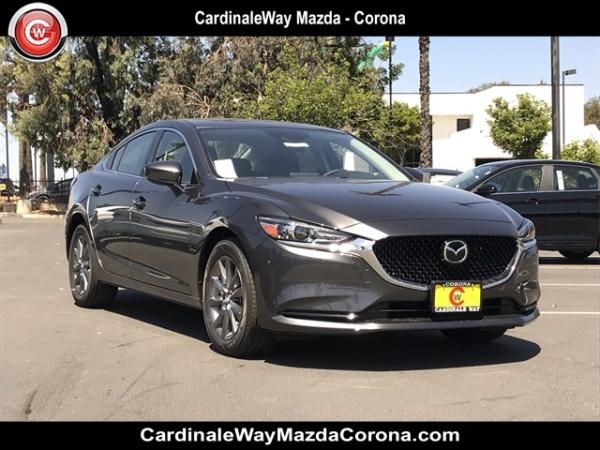 2019 Mazda Mazda6 in Corona, CA