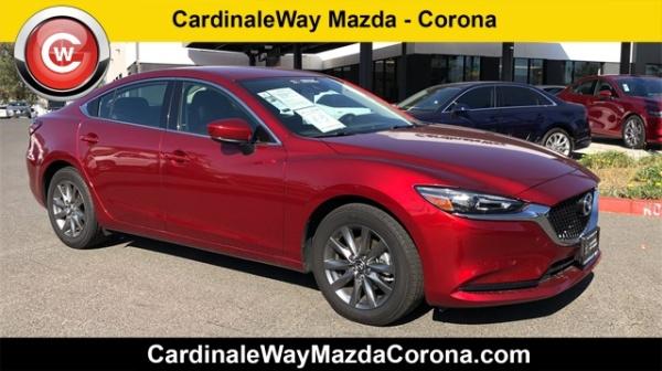 2018 Mazda Mazda6 in Corona, CA